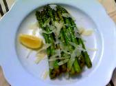 Lemon Asparagus